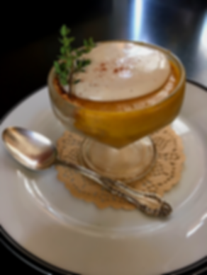 Vegan maple and pecan ice cream