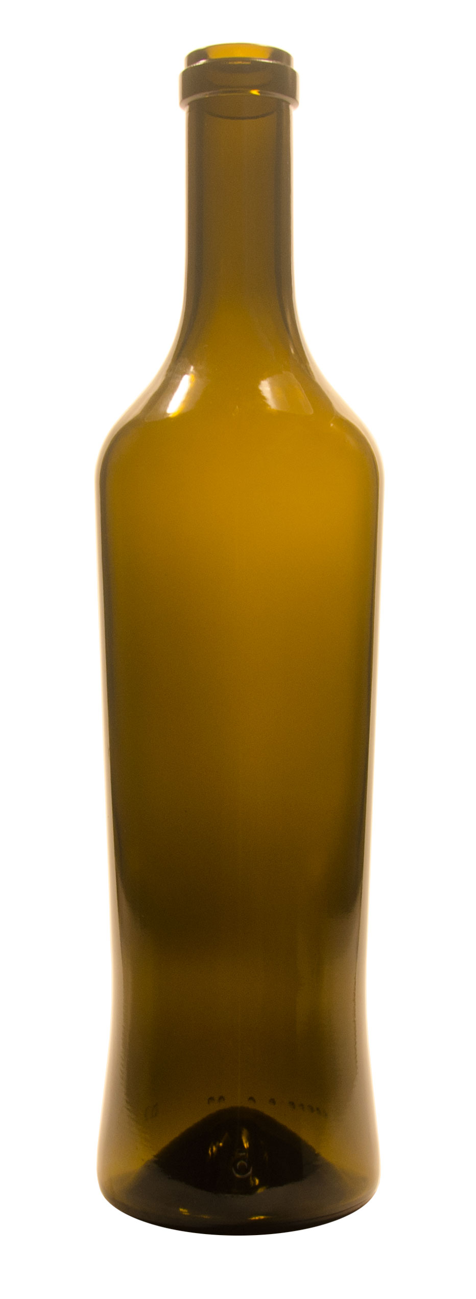 Laurie_750ml_antique_green_wine_bottle_B