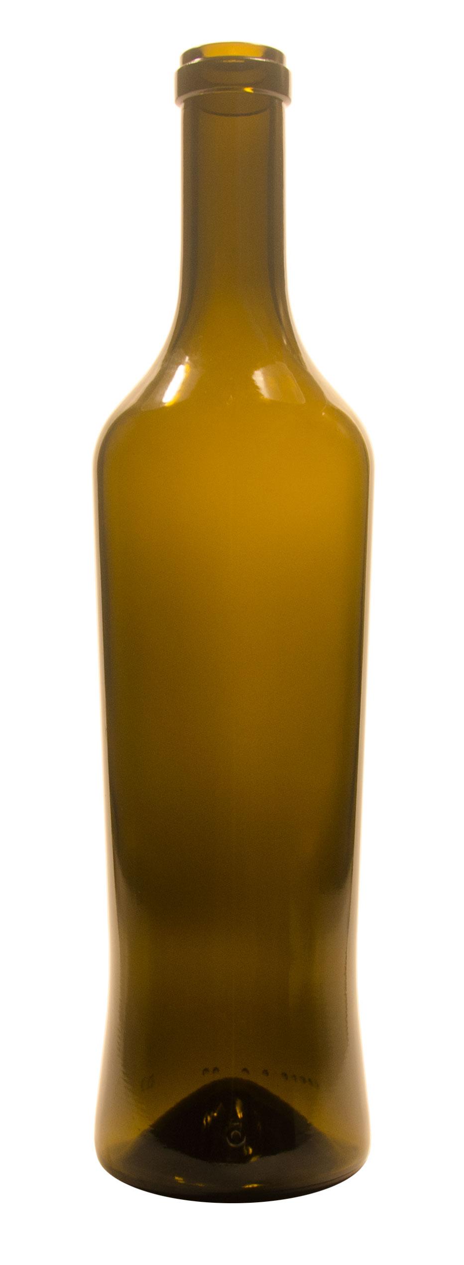 Laurie_750ml_antique_green_wine_bottle_B