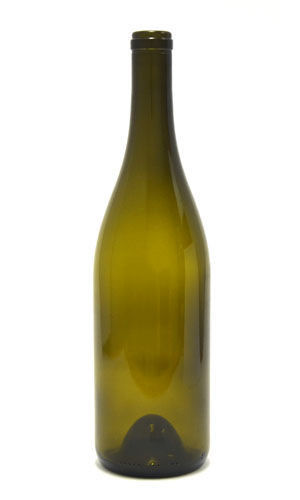 Wholesale wine bottle 750ml Burgundy