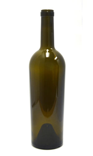 Wholesale wine bottle 750mlWholesale Wine Bottle 750ml Heavy Bordeaux