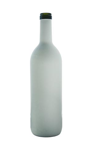 White Wine Bottle Coating