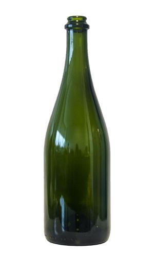 Wholesale wine bottle 750ml Heavy Burgundy
