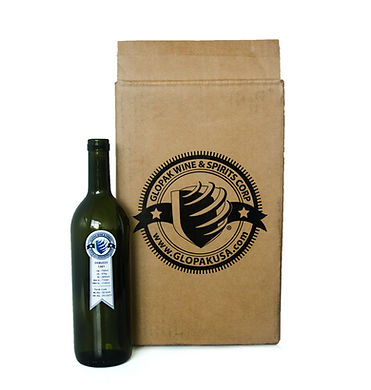Glopak Wine and Spirits Sample
