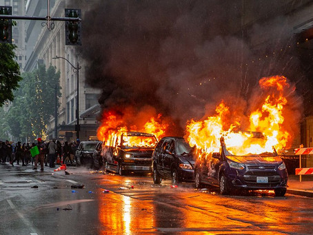 BLM's 'Mostly Peaceful' Riots Cost 1000x More in Damage Than Jan. 6 Capitol Unrest