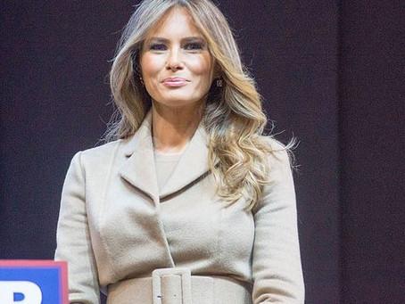 "Melania Trump Sends Urgent Message on ""Path Forward"""
