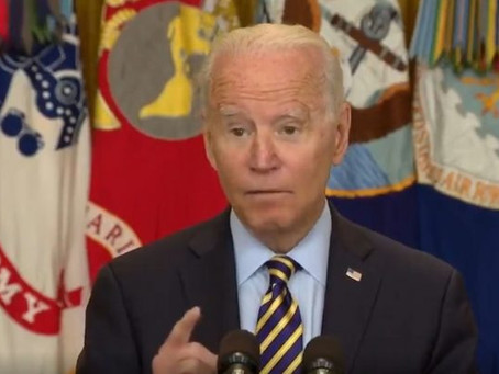 Joe Biden Gives the Most Painful Pause in Presidential History Before Botching Historic Quote