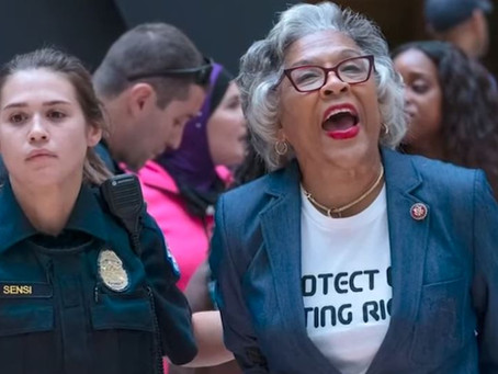 Capitol Police Arrest Democratic Congresswoman for Storming Federal Building