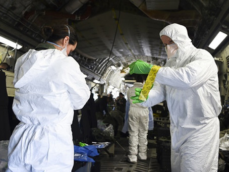 US Probe Finds 'Circumstantial Evidence' That Virus Did In Fact Start in Chinese Lab