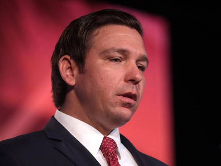 Ron DeSantis Announces Wife's Cancer Diagnosis: 'She Will Never, Never, Never Give Up'
