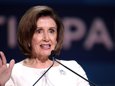Pelosi Says with a Straight Face We Had a Border Crisis with Trump, but That Biden Saved the Day