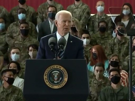Biden Warns Climate Change Is 'Greatest Threat' to US Security: 'This Is Not a Joke'