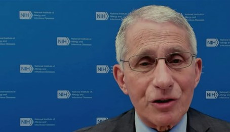 Fauci Turns Into Bumbling Mess When Asked Why Texas Cases Are Dropping Despite Ignoring His Advice