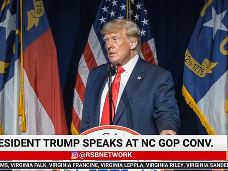 Trump Moves People to Tears with Heartwrenching Story about Fallen Soldiers' Mothers