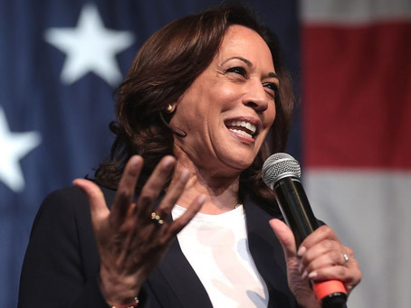 Disgraceful: VP Harris Repeatedly Doesn't Salute Military on Air Force Two, Breaking with Precedent