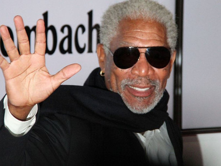 Morgan Freeman Defends Police: 'Most Of Them Are Guys That Are Doing Their Job'