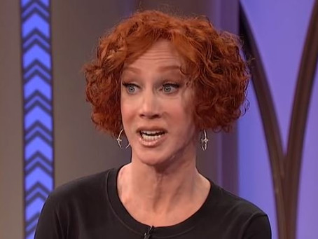 Kathy Griffin Sticks to COVID Angle, Despite the Hospital Sending Her Home for Abdominal Infection