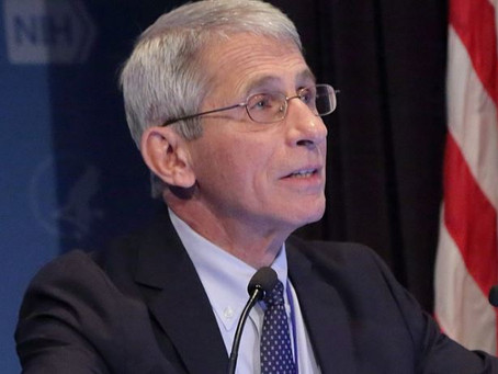 Dr. Fauci declares Americans should 'give up' individual freedom 'for the greater good of society'