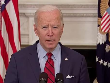 Immediately After Colorado Massacre, Biden Demands Assault Weapon Ban