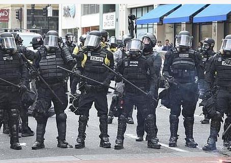 Key Dem Staffer Arrested During Riot by Portland Police
