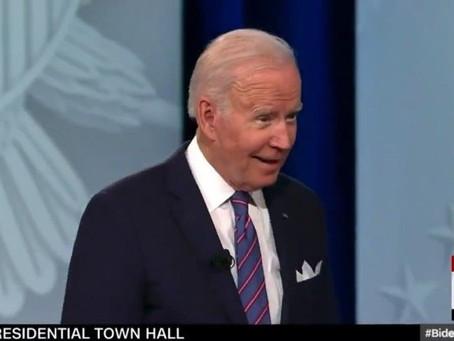 Joe Biden Dismisses 'Freedom' on Vax Mandates, Implies Unvaccinated Americans Are Murderers (VIDEO)