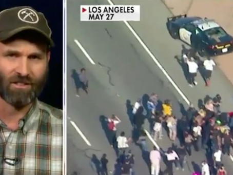 Navy SEAL Reveals Exactly What to Do if Angry Mob Surrounds Your Car, Threatens Your Family