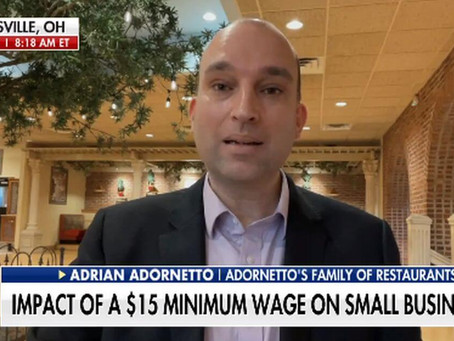 Restaurant Owner Rips Biden's $15 Minimum Wage Plan, Reveals What It Will Do to Small Businesses