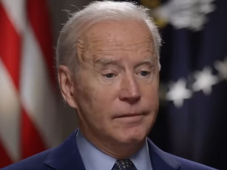 Biden Makes One of His Most Laughable Claims Yet, Says Trump Is the One to Blame for Border Crisis