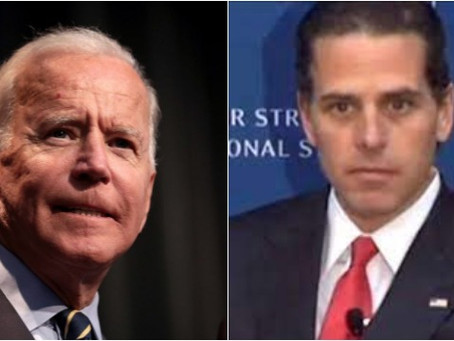 """Uncovered Pics Show Biden Meeting With Hunter & His Associates to Set Up """"Flippin' Gigantic"""" Deal"""