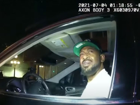 Dem Lawmaker Claimed He Was Cited For 'Driving While Black,' So Police Released Bodycam Footage