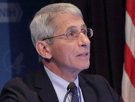 NIH Confirms It Funded Wuhan Gain-of-Function Research, Now Fauci Could Spend 5 Years in Jail