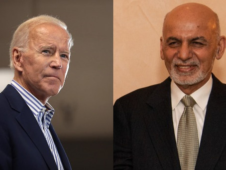'Bombshell' Transcript: Biden Cut Secret Deal with Afghan Government to Deceive World About Taliban