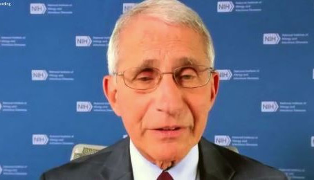 Leftists Crumbling as Fauci Deals Crushing Blow to Woodward's Hit Piece on Trump