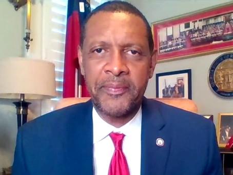 Former Dem Vernon Jones Turns Tables On Reporter: CNN Doesn't 'Want Blacks Thinking For Themselves'