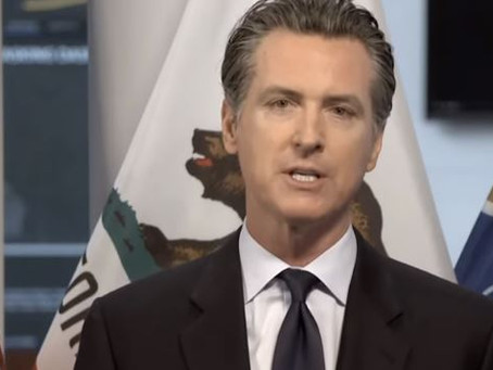 Could This End Governor Newsom's Reign?
