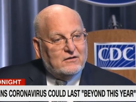 CDC Director Warns Outbreak Coming to US, Only Buying Time with Containment