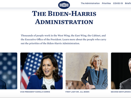 Look at the Alarming Change White House Made to Official Website