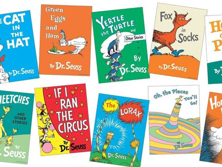Dr. Seuss Books Soar To Amazon's Top 10 List After 'Cancellation'