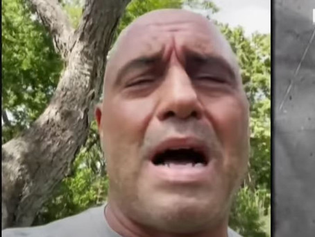 CNN Caught Deceptively Altering Video of Joe Rogan to Make Him Look Sicker Than He Really Is