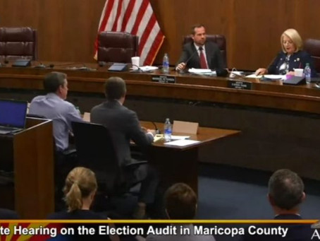 Maricopa County Audit Reveals 2020 Disaster: Absentee Ballot Records Missing, 11k Votes Not on Roles