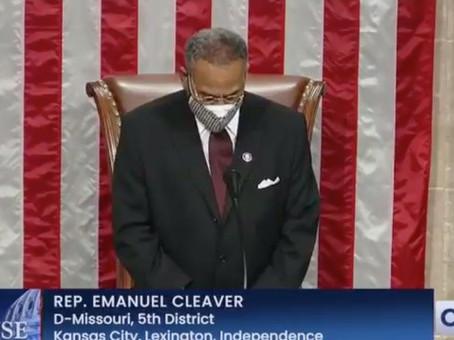 Democrat's Prayer Before Congress Leaves Everyone Baffled