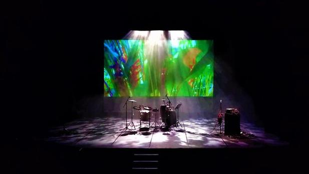 World music electro ORInILU