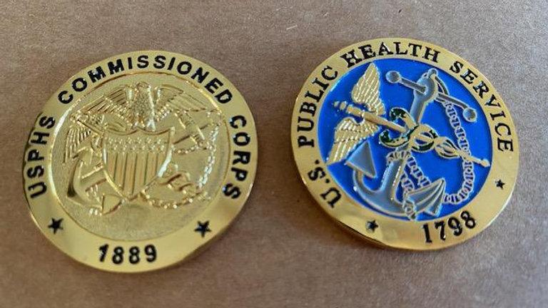 USPHS Challenge Coin