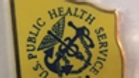 PHS Lapel Pin-PHS Flag (yellow)