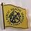 Thumbnail: USPHS Lapel Pin-PHS Flag (yellow)
