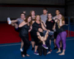 Champion Gymnastics Coaches San Diego 2