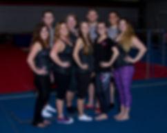 Champion Gymnastics Coaches San Diego