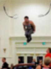 MJ Gymnastics Competition in San Diego