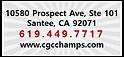 10580 Prospect Avenue,Ste 101 Santee, CA 92071