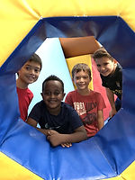 Boys Recreation Gymnastics at CGC.